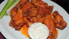 The Bills were so thankful, they sent the  Bengals the gift of wings