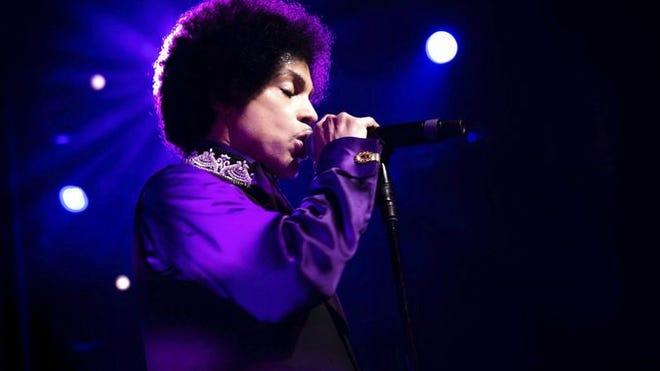 His Purpleness. Marc Ducrest, Montreux Jazz Festival via EPA