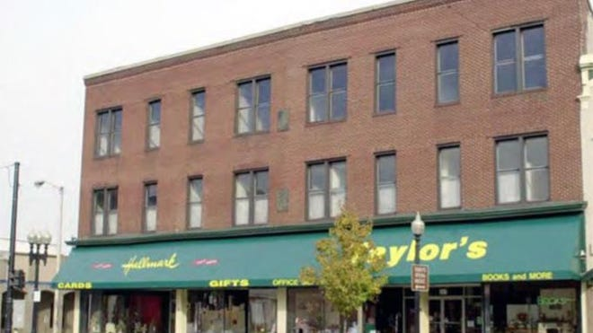 The former Taylor's building in downtown Coldwater was purchased by the DDA in 2019.