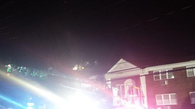 Eatontown fire