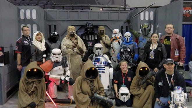 Pensacon 2015, the science fiction, fantasy, horror and comic book convention that filled downtown Pensacola in late February, contributed an extimated $3,800,422 to the local economy, according to a press release from convention organizers.
