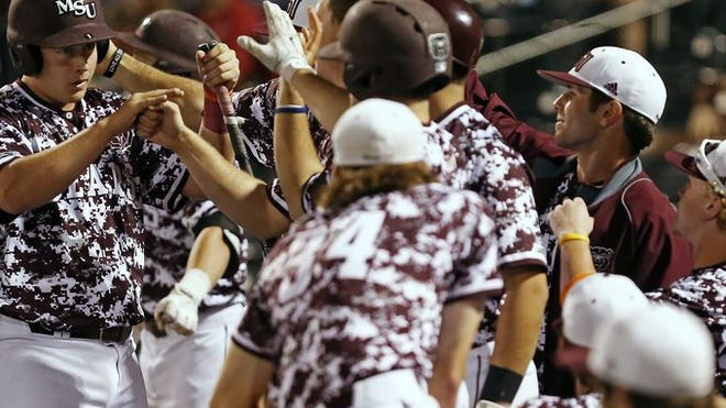 Missouri State's baseball team is No. 20 in the new college baseball poll released on Monday by D1baseball.com
