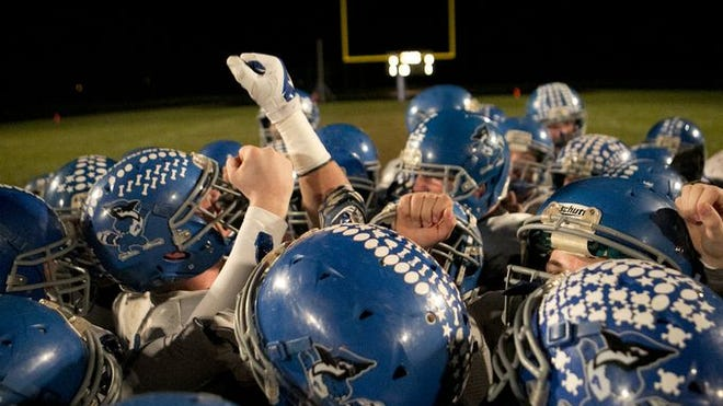 Athens has doubled its playoff victory total with three victories this postseason and the entire community is backing the Bluejays.