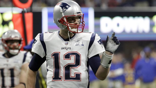 "Tom Brady, the six-time Super Bowl champion and former Michigan quarterback has joined Twitter and his first post said simply, ""I'm retiring. In my spare time, I'll be tweeting."""