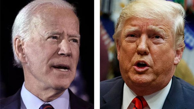 Ohio has become a battleground state in the 2020 presidential election between Joe Biden and incumbent Donald Trump.