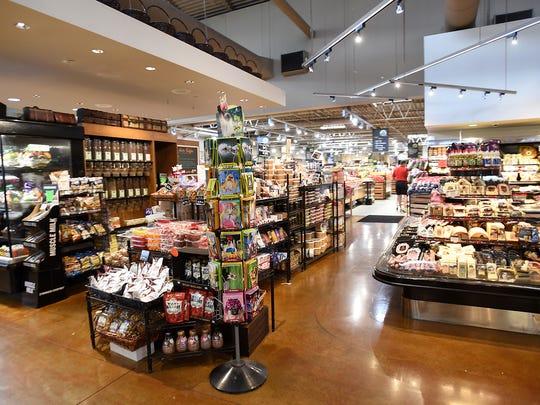 The interior of Joe's Produce on Seven Mile.