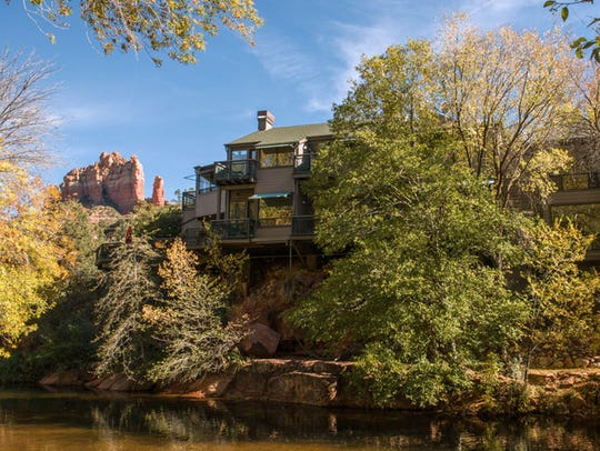 The Inn Above Oak Creek in Sedona.