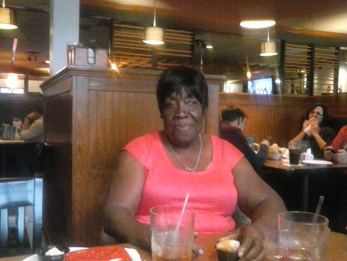 Our Mom of the Day for May 29, 2015 is Ruthie Mae Porter.