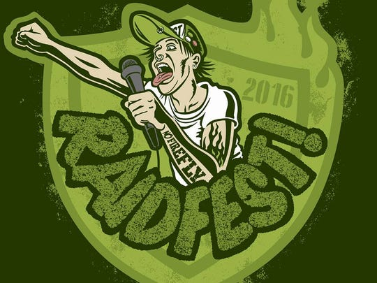 Raidfest, a DIY punk and hardcore response to Firefly Music Festival, will be held June 17-19 in Townsend.