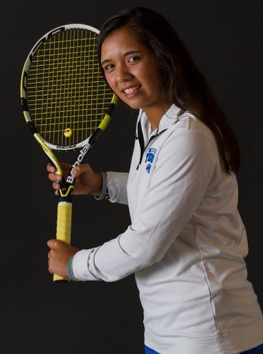 Emily Javedan, 14,  Tennis, Canterbury School, All