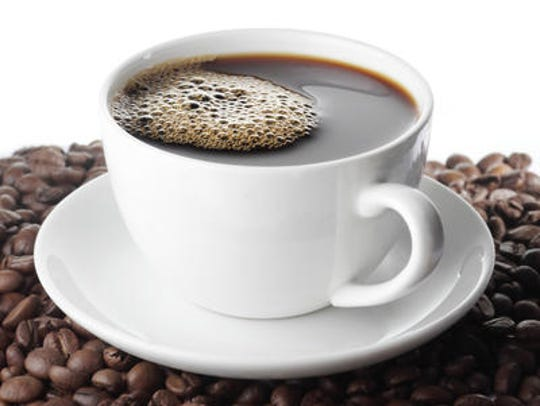 Stock photo of coffee cup