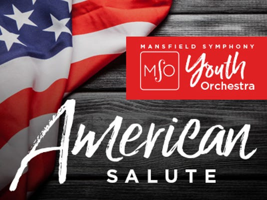 Youth Orchestra offers 'American Salute'