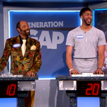 Anthony Davis and NBA legend Walt Frazier square off in a game of Generation Gao.