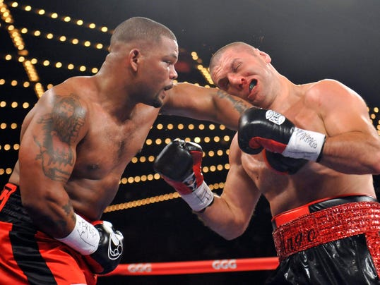 Mike Perez vs. Magomed Abdusalamov