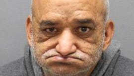 Pedro Estrada, 62, was charged in Yonkers court on Tuesday with robbery and assault, Yonkers police said.