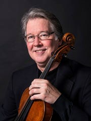 Violist James Dunham will join the Aeolus Quartet during two concerts presented by the Corpus Christi Chamber Music Society.