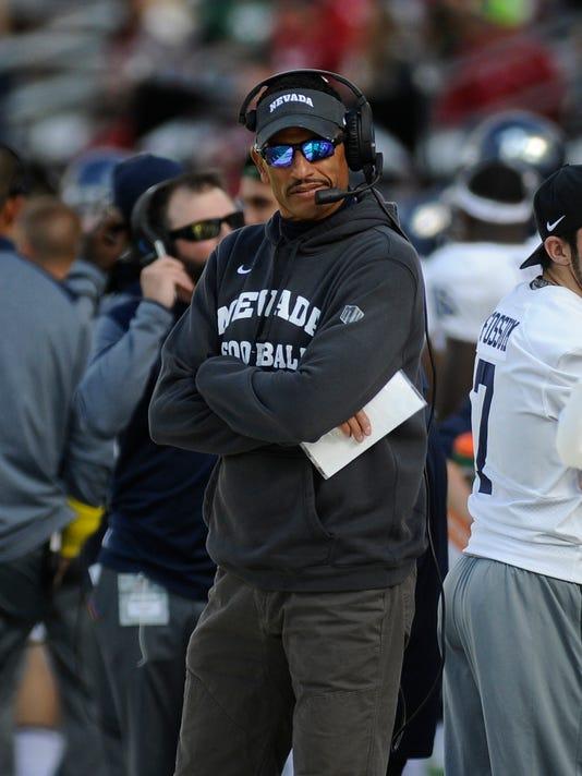 NCAA Football: Nevada at Washington State