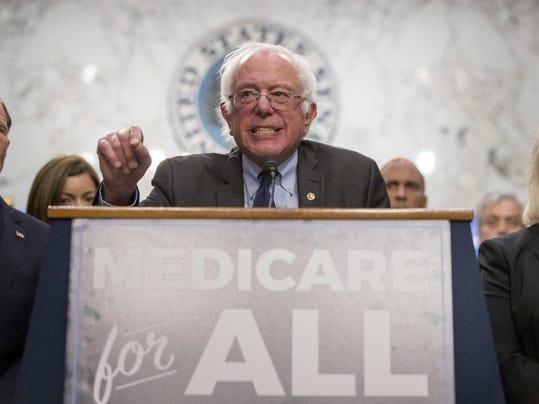 Bernie Sanders,Richard Blumenthal,Kirsten Gillibrand