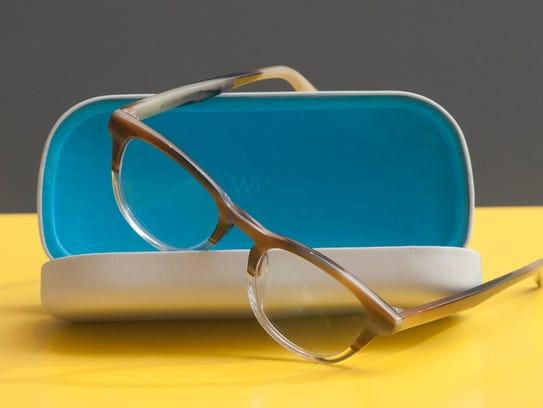 Warby Parker eyeglasses 13 June, 2016