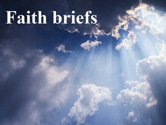 Faith briefs are published every Saturday in the San Angelo Standard-Times.
