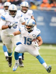 The Lions play the Colts in the regular-season opener at 4:25 p.m. on FOX.