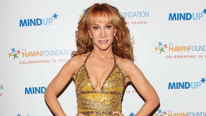 Kathy Griffin has decided to quit 'Fashion Police.'