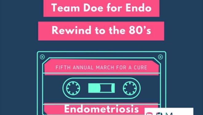 A fundraiser for a Las Cruces woman who will travel to Washington, D.C., to raise awareness for the need for a cure for endometriosis is planned for Saturday, Feb. 10, 2018, at The Warehouse Bar in Las Cruces.