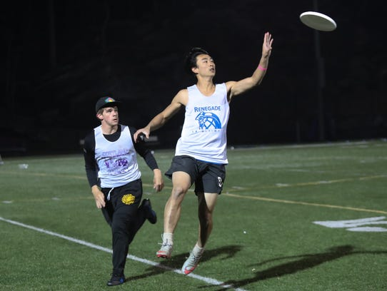 Kids Ultimate Frisbee New York