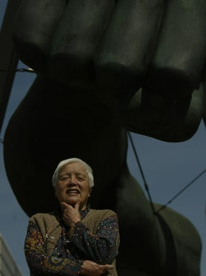 A project to develop an educational video game based on the life of Detroit activist Grace Lee Boggs is among 63 finalists for the Detroit Knight Arts Challenge.