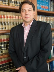 Clarksville attorney Larry Rocconi.