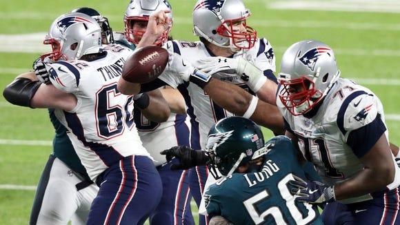 USP NFL: SUPER BOWL LII-PHILADELPHIA EAGLES VS NEW S FBN USA MN