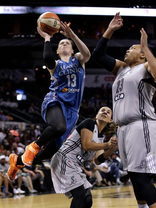 Lynx Stars Basketball
