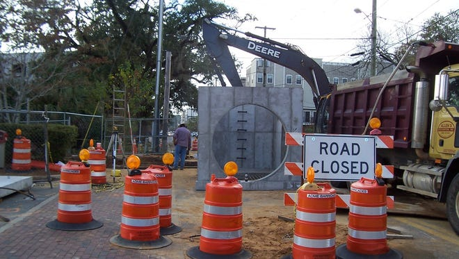 Madison-Gaines stormwater improvements