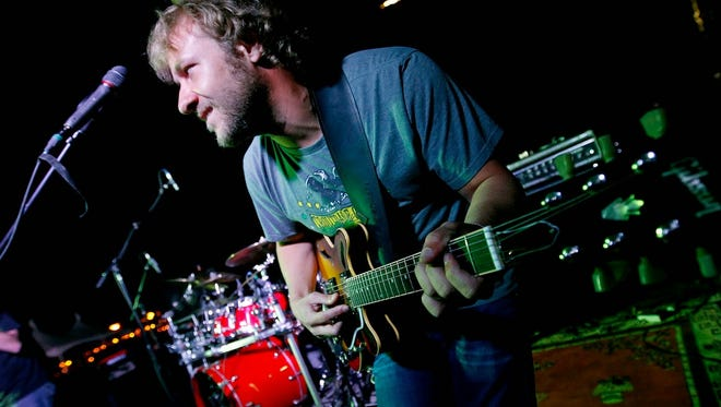 Spafford performs on the Local Stage at the McDowell Mountain Music Festival in Phoenix on Friday, March 28, 2014.