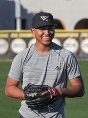 Former Palm Desert High School pitcher Jeremiah Estrada was drafted by the Chicago Cubs.