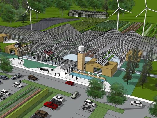 Wayne County Community College District will build a $15 millionÊHorticulture Education Center on the college's Downriver Campus in Taylor. It to is hoped to be up and running by 2018,.