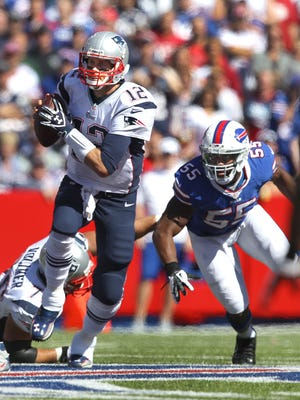 As always, the Bills will need to put pressure on Tom Brady if they hope to defeat the Patriots.
