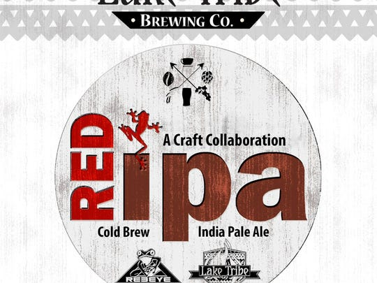 Lake Tribe will release Red IPA during the anniversary celebration on March 24.