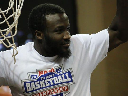 Joel Okafor, a 2015 Indiana All-Star graduate of Richmond