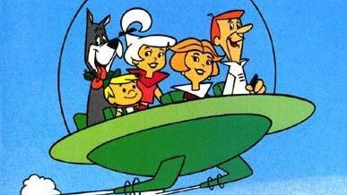 Darnit! Of all the clever predictions for inventions by 2030, there still isn't one for flying cars like the one the Jetsons zoomed around in.