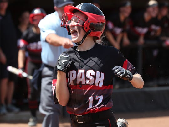 SPASH center fielder Ally Miklesh owns a .472 career batting average with 133 runs scored heading into her senior season with the Panthers.