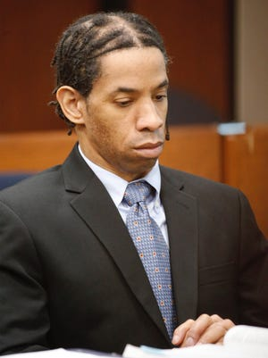 Carlos Antonio Holcombe is on trial, accused of kidnapping and sexually assaulting a 12-year-old girl who was attending a football scrimmage game in August 2014 at Horizon High School.