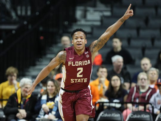 C.J. Walker, Florida State, So. (Tech/Indianapolis)