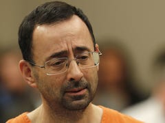 51 women sue U.S. Olympic Committee for failing to stop Nassar abuse