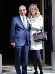 The couple leave Spencer House on March 4, 2016.