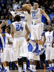 MTSU's 2011-12 squad helped the Blue Raiders set a