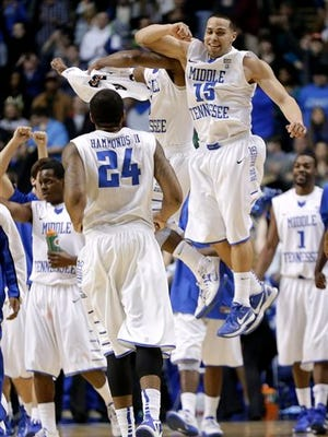 MTSU's 2011-12 squad helped the Blue Raiders set a foundation for the next year.