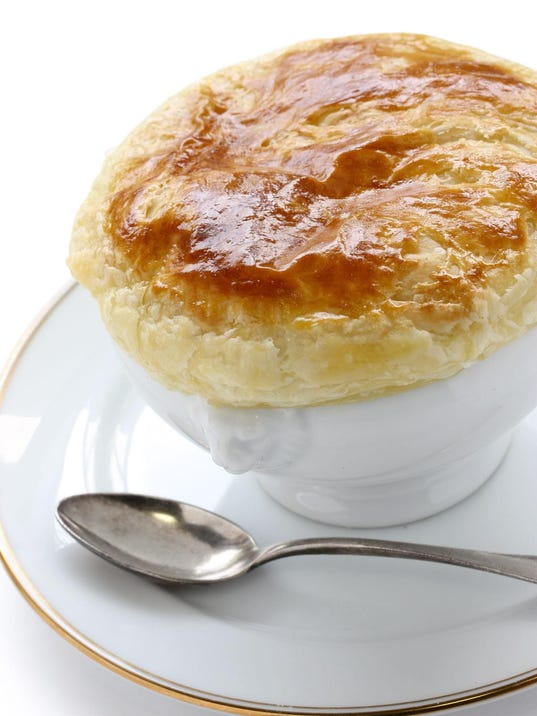 Wolfgang puck potpies become a gourmet dish for Wolfgang puck pie maker recipes