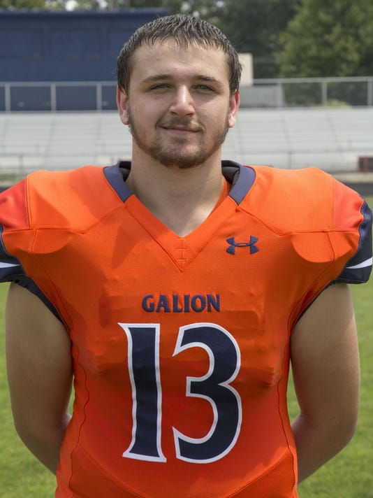 Gilbert - Galion