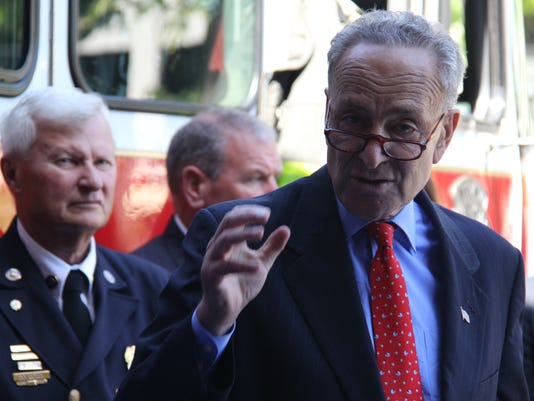 schumer firefighter registry A